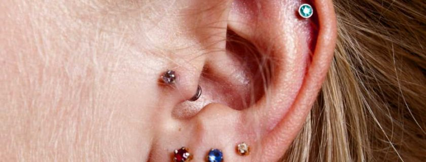 Can We Pierce Our Own Ears Without Any Help?